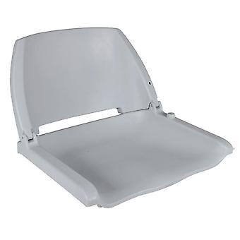 vidaXL bootstoelen 2 stuks. Opvouwbare rugleuning zonder kussen 41x51x48 cm