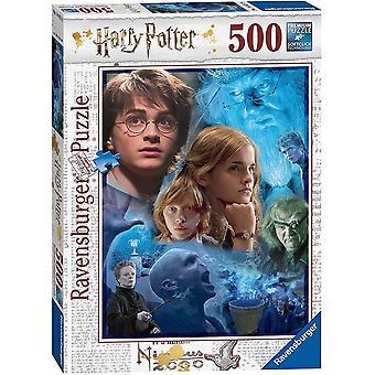 Ravensburger Harry Potter - 500 stykke puslespill Alder 10+ 14821