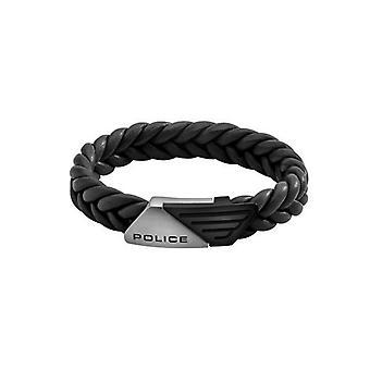 Police jewels men's bracelet  pj26558blsb01