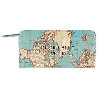 Sass & Belle kartalla ottaa rahaa & mennä lompakko