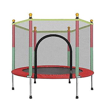 Inflatable bouncers children trampoline jumping bed outdoor fitness exercise