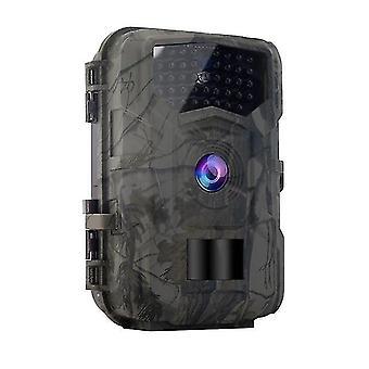 Wildlife kamera udendørs trail kamera med infrarød nattesyn timing kamera infrarødt kamera