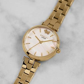 Radley West View Ry4512 White Dial Stainless Steel Strap Ladies Watch