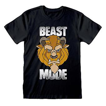 Beauty And The Beast Unisex Adult Mode Beast T-Shirt