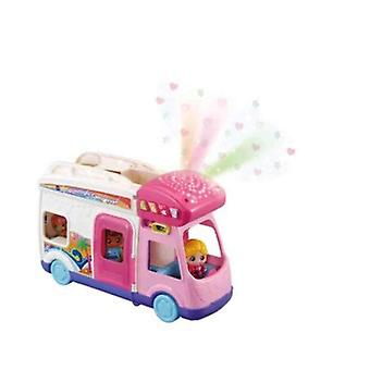 Science exploration sets toot-toot friends™ moonlight campervan toddler and children activity toy