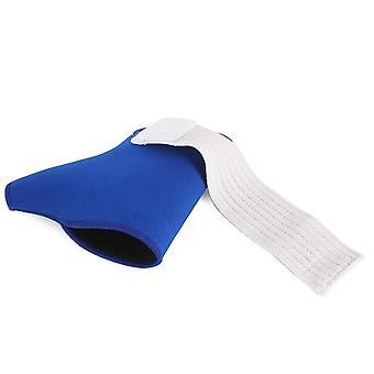 Paar elastische Daumenstützen/Sporthandschuhe