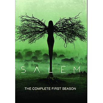 Salem säsong 1 [DVD] USA import