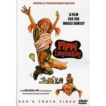 Pippi Longstocking [DVD] USA import