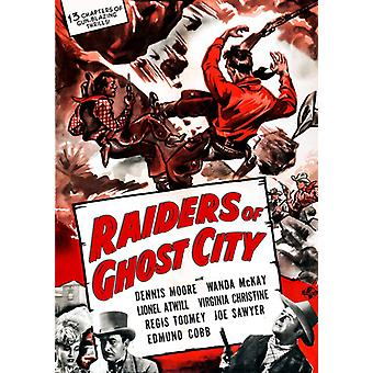 Jakten på Ghost City [DVD] USA import