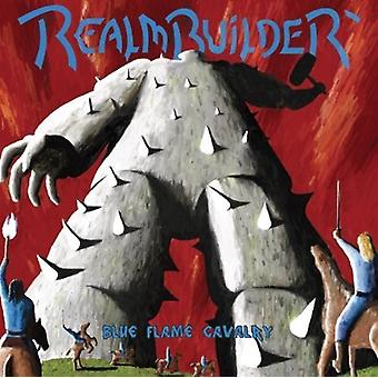 Realmbuilder - Blue Flame Cavalry [Vinyl] USA import