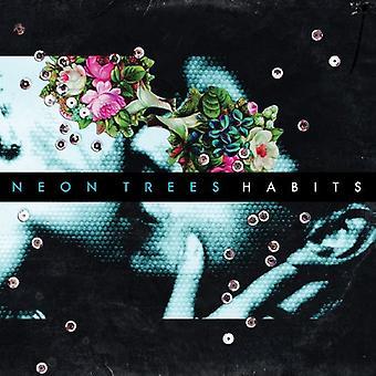 Neon Trees - importer des habitudes [CD] é.-u.