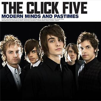 Click Five - Modern Minds & Pastimes [CD] USA import