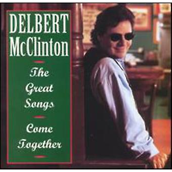 Delbert McClinton - Great Songs-Come Together [CD] USA import
