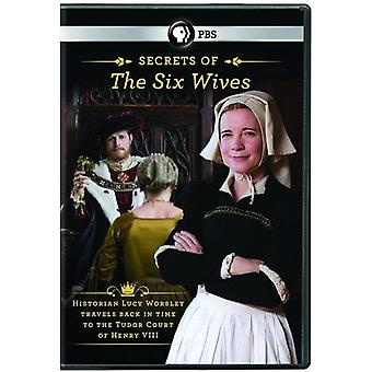 Secrets of the Six Wives [DVD] USA import