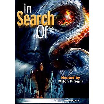In Search of: Hosted by Leonard Nimoy - Season 7 [DVD] USA import