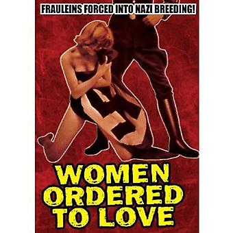 Women Ordered to Love [DVD] USA import
