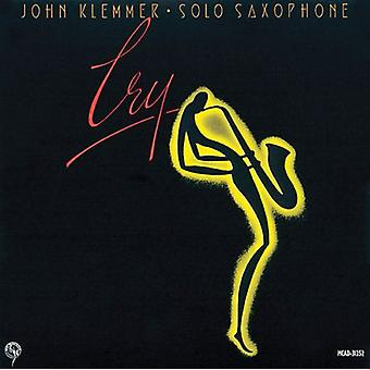 John Klemmer - importation USA Cry [CD]