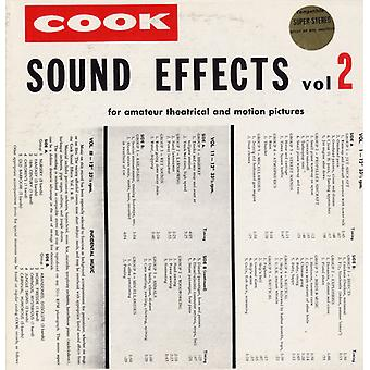 Sound Effects - Vol. 2-Sound Effects [CD] USA import