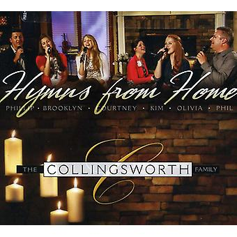 Collingsworth Family - Hymns From Home [CD] USA import