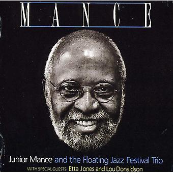 Junior Mance Trio - Mance [CD] USA import