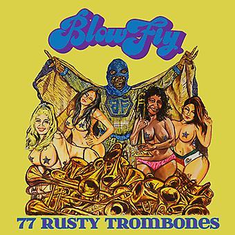 Blowfly - 77 Rusty Trombones [CD] USA import