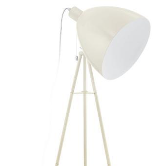 Lámpara de pie trípode Sandy Eglo Dundee