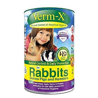 Verm-X - Herbal Nuggets mimos para coelhos x 180 g