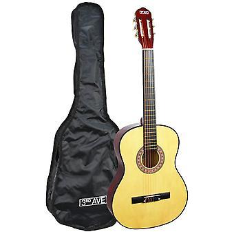 3e avenue trois trimestre taille guitare classique