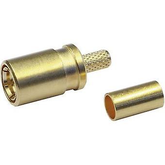 Telegärtner J01161A0691 J01161A0691 SMB موصل المقبس، مستقيم 50 Ω 1 pc(s)