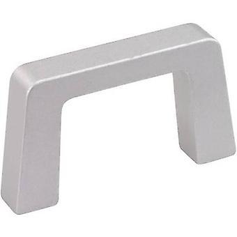 Mentor 268,03 mâner din aluminiu (L x l x H) 146,5 x 12,2 x 40 mm 1 buc (e)