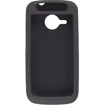 5 Pack -Silicone Gel Case for PCD Eris; HTC Droid Eris, Black