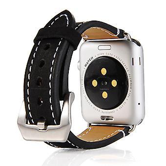 Matt Strap para Apple Watch 3/2/1 42mm-Black