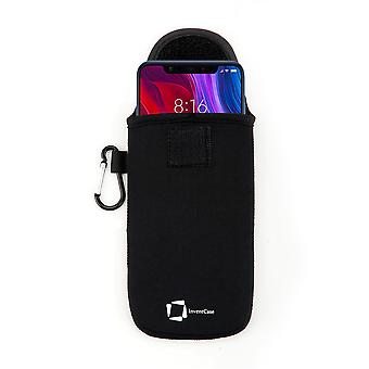 InventCase النيوبرين حقيبة واقية ل Xiaomi مي 8 2018 - أسود