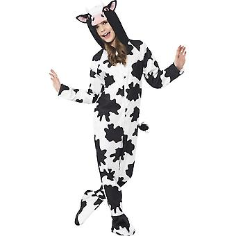 Cow Costume, Medium Age 7-9