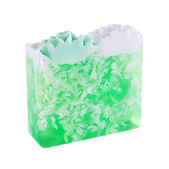 Bad Fairy krem såpe glyserin såpe grønt paradis grønn blomstrende fersk 100 g