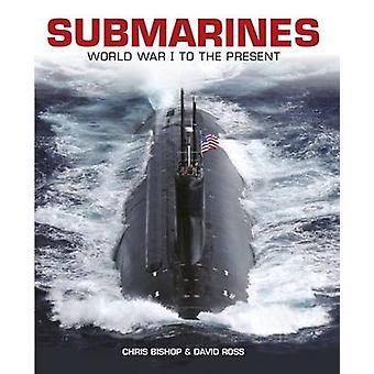 Submarines - World War I to the Present - 9781782744337 Book