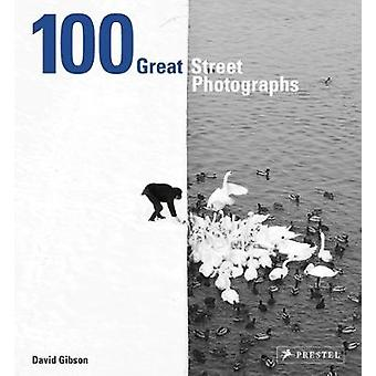 100 Great Street Photographs by David Gibson - 9783791383132 Book