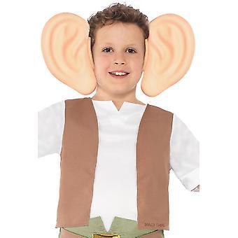 Roald Dahl Saç Bandı Kulaklar Üzerinde BFG Big Ears Headband Aksesuar Karnaval Dev Kulaklar
