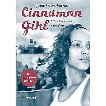 Cinnamon Girl: Lettres à l'intérieur d'une boîte de céréales