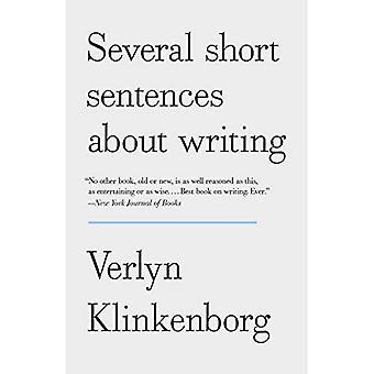Plusieurs phrases courtes sur l'écriture
