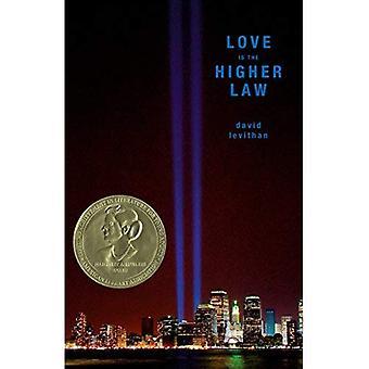 Liefde Is de hogere wet