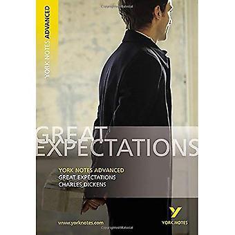 York Anteckningar Avancerad på stora förväntningar av Charles Dickens (York Anteckningar Avancerad)