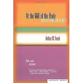 Op de wil van het lichaam: Reflections on ziekte