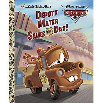Adjoint Mater sauve la journée! (Disney/Pixar Cars)