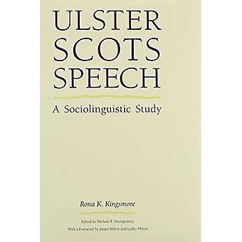 Ulster Scots Sprache