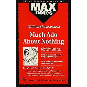 Muito barulho por nada (MaxNotes)