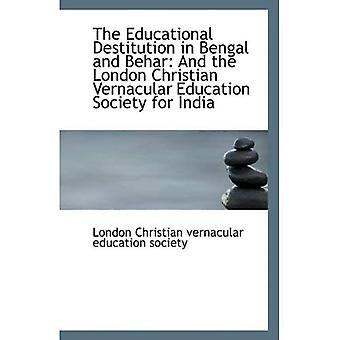 Koulutuksen puutteeseen Bengalin ja Behar: ja Lontoo Christian kansankielellä Educati...