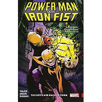 Power Man e Iron Fist Vol. 1: I ragazzi sono tornati in città