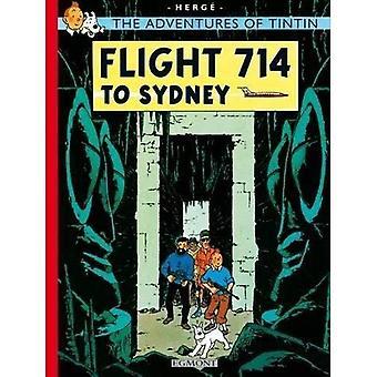 Tintin flyg 714