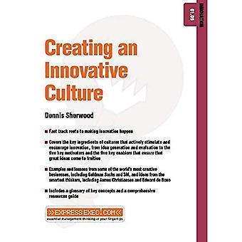 Création d'une Culture d'innovation